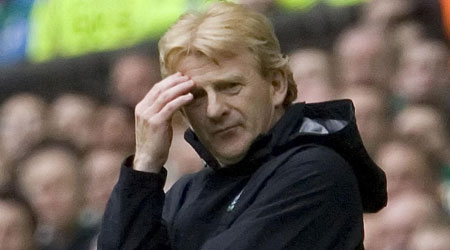 New man: Strachan is setting his sights on the Premier League
