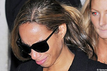 Leona Lewis left in tears after attack in bookshop