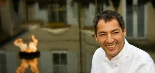 Chef Daniel Galmiche