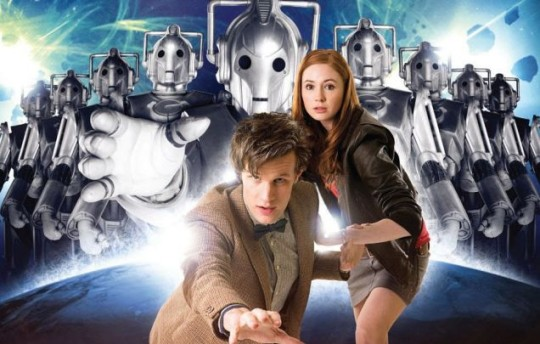 Doctor Who: Return to Earth – bow ties are cool