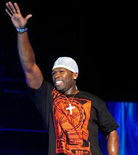50 Cent Twitter ban