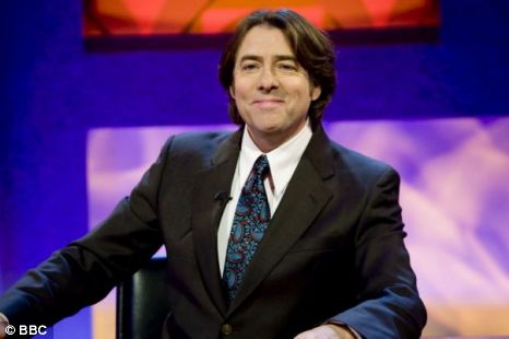 Jonathan Ross quit the BBC to detract the negative press they were receiving via him