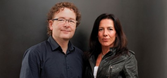Victoria Gallardo (right) says the Tipp-Ex advert is one of the best online ads to date