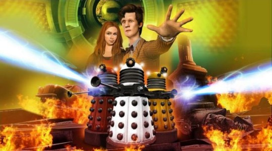 City Of The Daleks – the good Doctor and his bad games