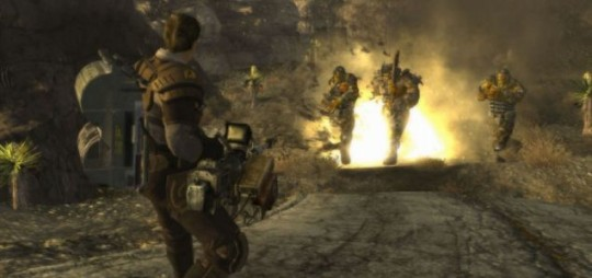 Fallout: New Vegas (PS3) – getting madder than Max