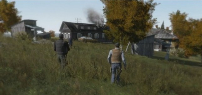 DayZ (PC) - trust no one