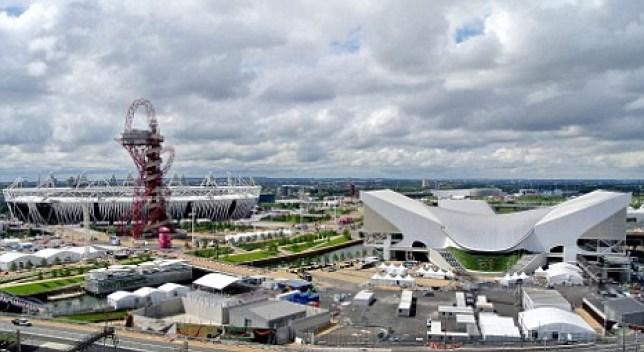 London 2012 Olympics, Olympic Stadium