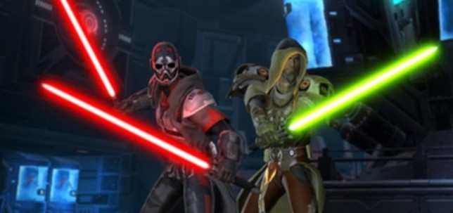 Star Wars: The Old Republic - will you Force yourself to try it?