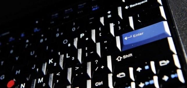 Keyboard password