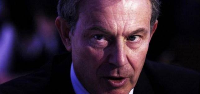 Tony Blair, UFO